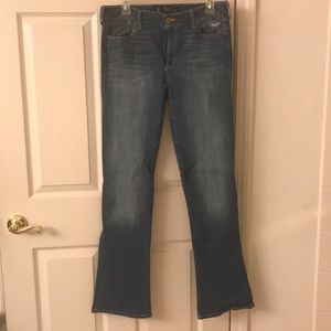 Hollister Boot High Rise Jean Size 13
